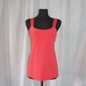 Lululemon Coral Tank Top Size 12